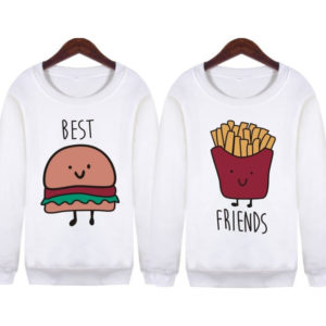 pull over meilleures amies