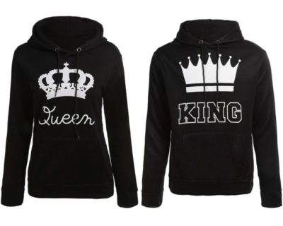 "Sweat couple""King Queen"" mod9"