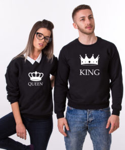 "Sweat couple ""King Queen"" mod9"