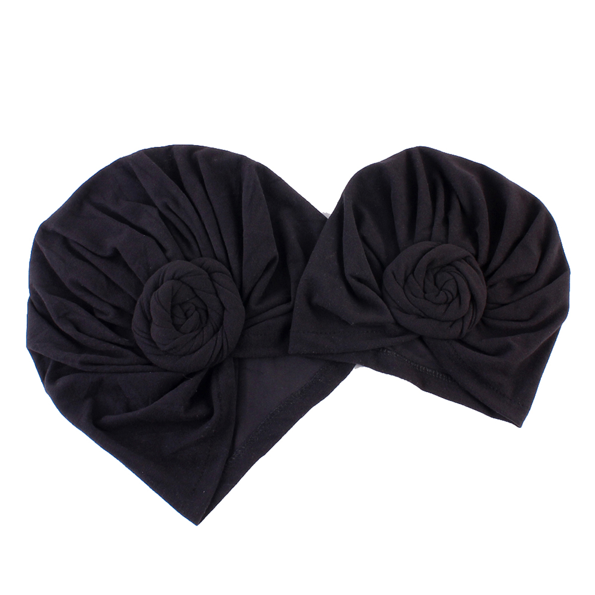 turban assortis mère fille
