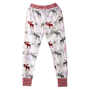 leggings assortis maman enfant Noël