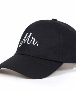 Casquette Couple - MR MRS (2)