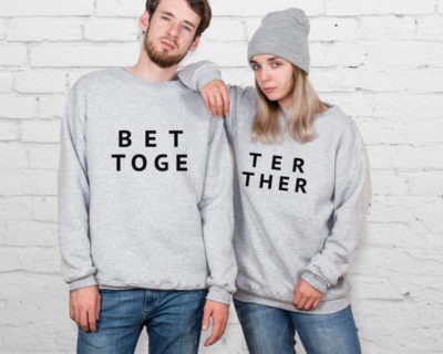 Sweat Couple – Mieux Ensemble