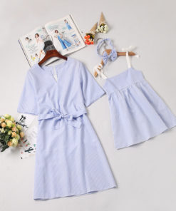 Robes assortis - Mère Fille - Emmababy (7)