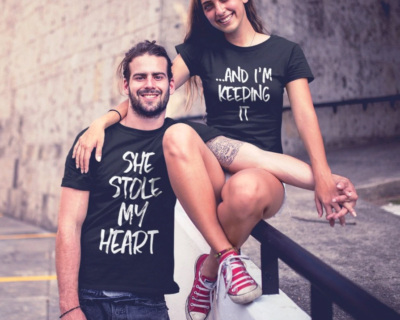 t-shirt couple