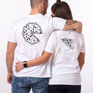 t-shirt couple – Pizza dos 2