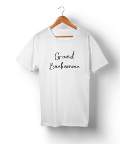 T-shirt assortis famille Grand Monsieur Petit Monsieur (1)