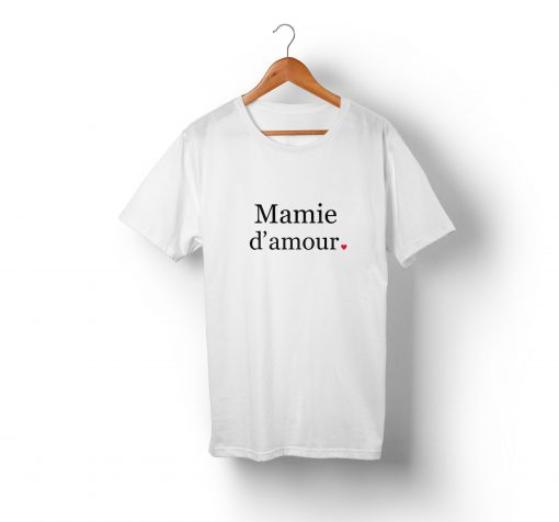 T-shirt famille - famille d'amour (13)