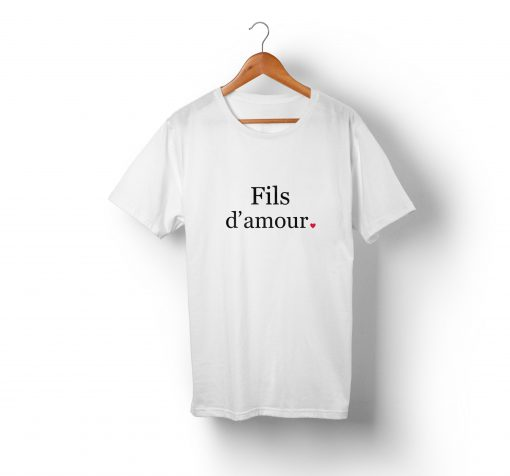 T-shirt famille - famille d'amour (5)